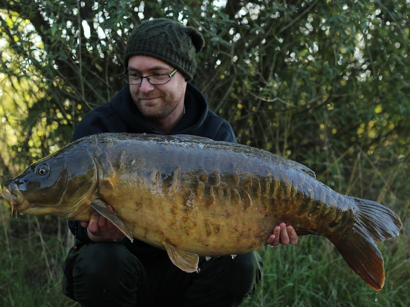 Rob Willingham, 42lb 8oz, Co's Point, 23.8.14
