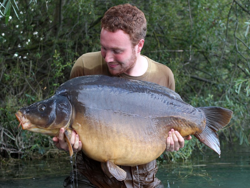 James Turner, 65lb 4oz, The Alamo, 23.8.14