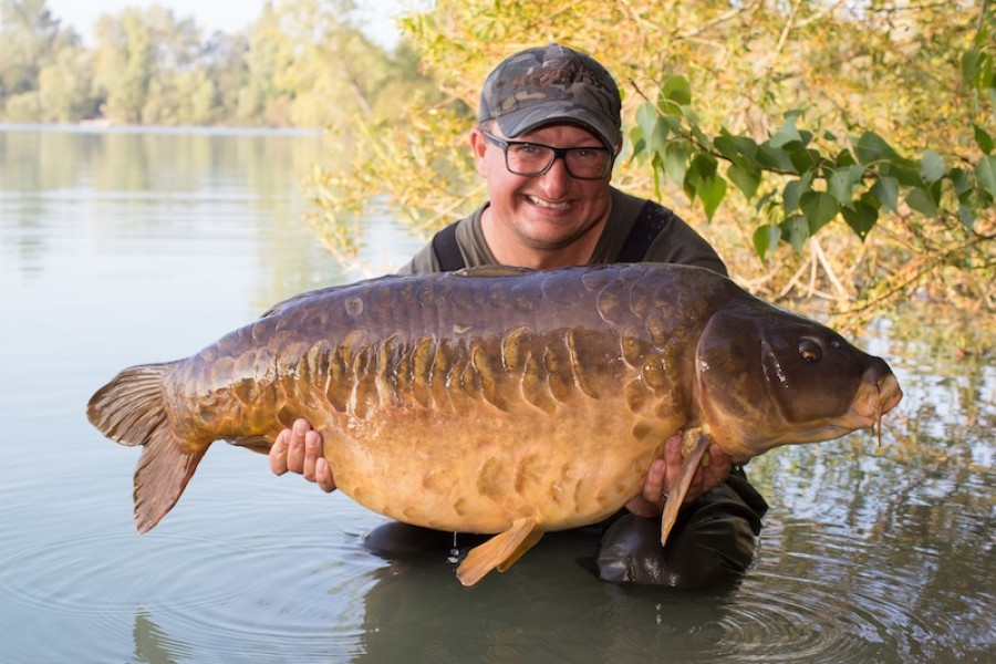 DF, 40lb 8oz, Scottie's Corner, 6.9.14