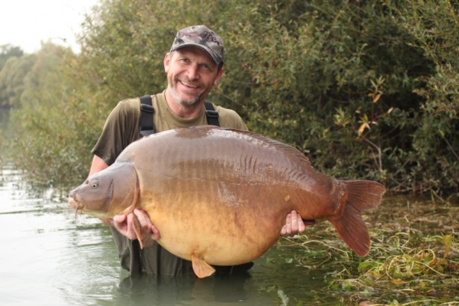 Andy Reynolds, 73lb 12oz, Oblivion, 4.10.14