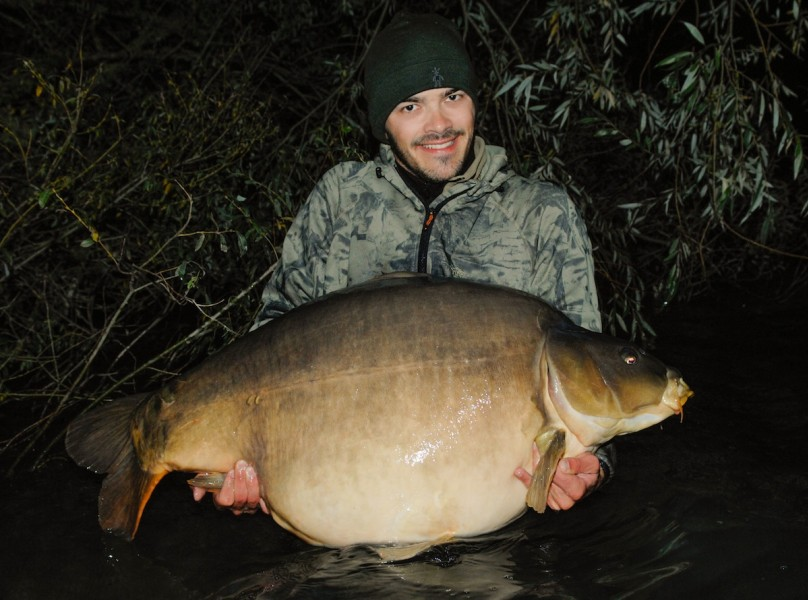 Mikkel, 68lb 8oz, The Alamo, 18.10,14