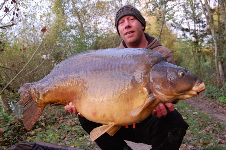 Christian, 53lb, Big Southerly, 18.10.14