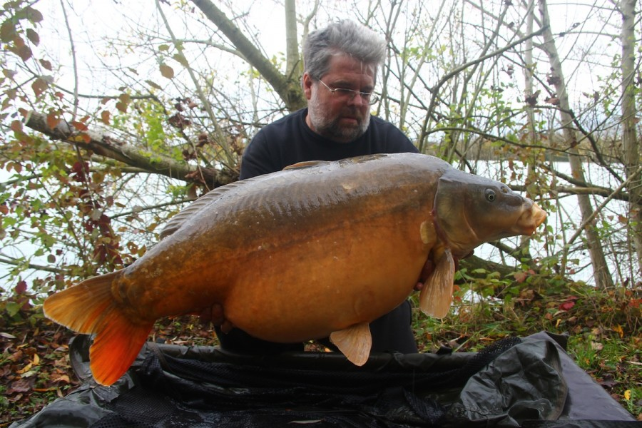 Bernd Hahne, 53lb 8oz, Big Southerly, 8.11.14