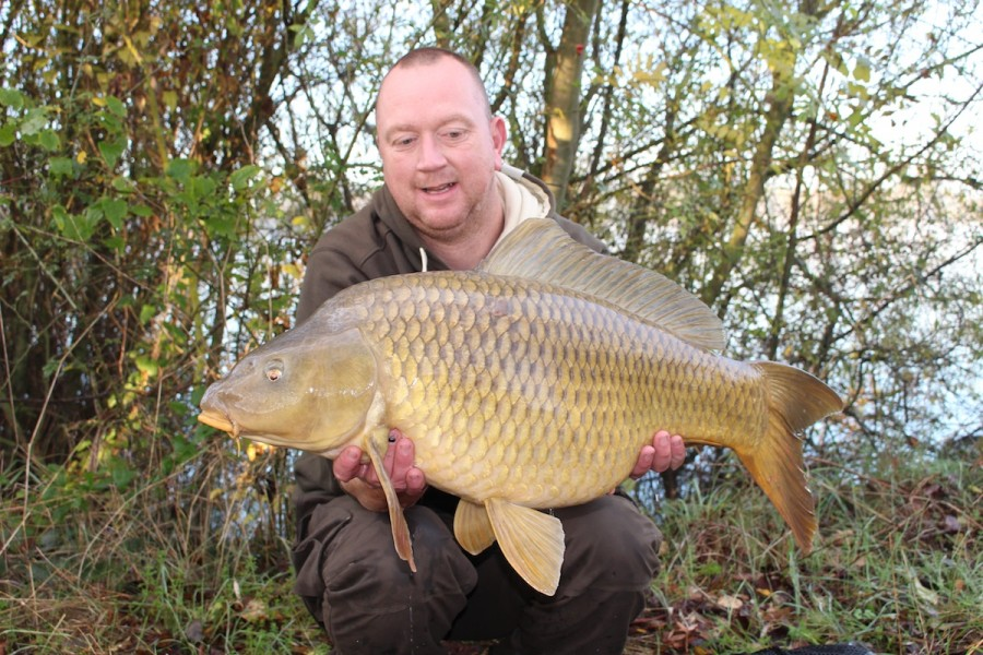 Kojac with a 25lbs common