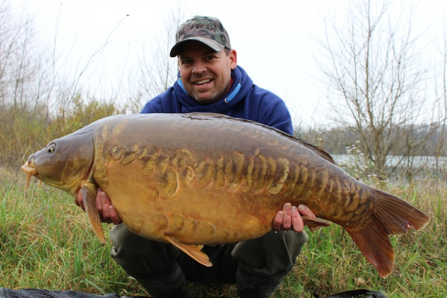Buzz, 39lb, Stock Pond, 22.11.14