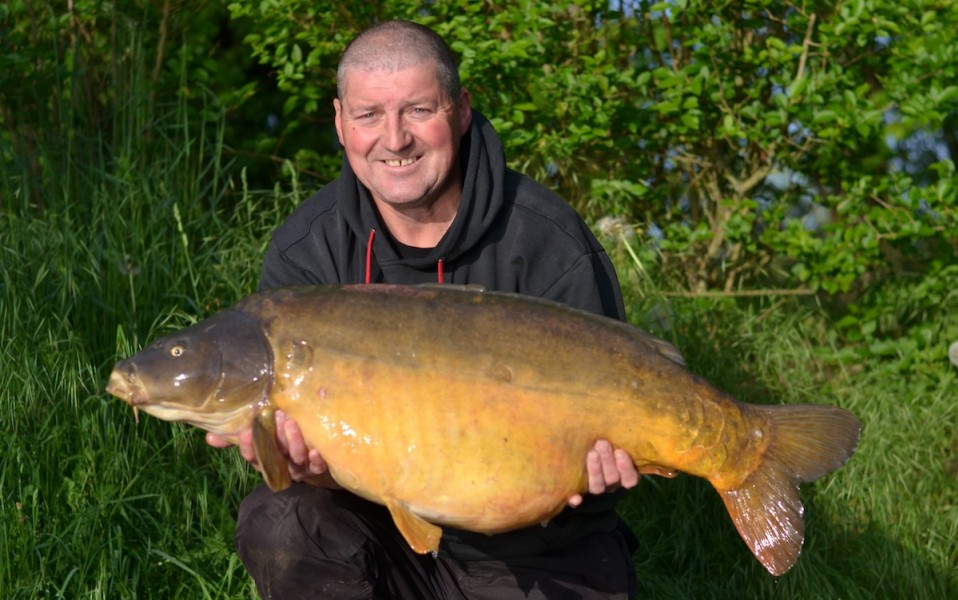 The Godfather of sole at 42.00lb