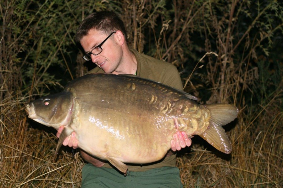 Neil with Digits 40lb 4oz