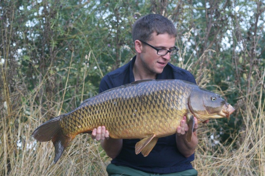 23lb 14oz common for Neil