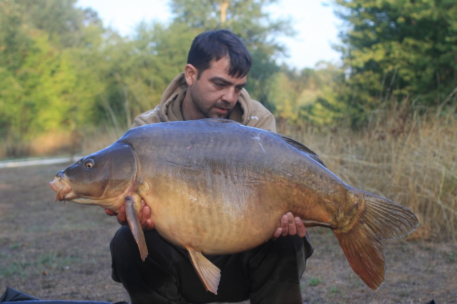 The Clean Fish 41lb 8oz