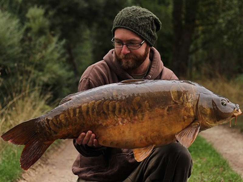 Rob Willingham, 35lb 15oz, The Stink, 29.8.15