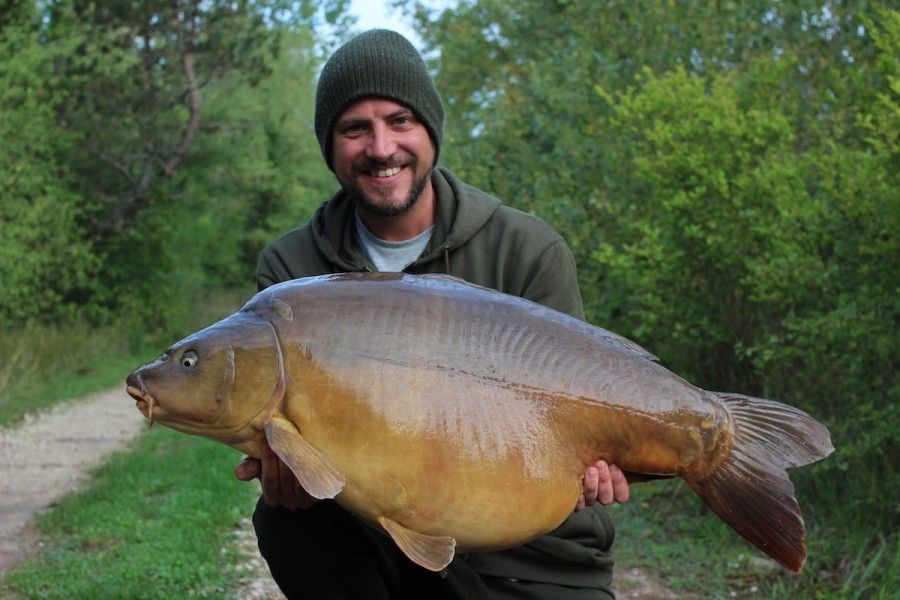 The Weld 47lb baxters 19.9.15