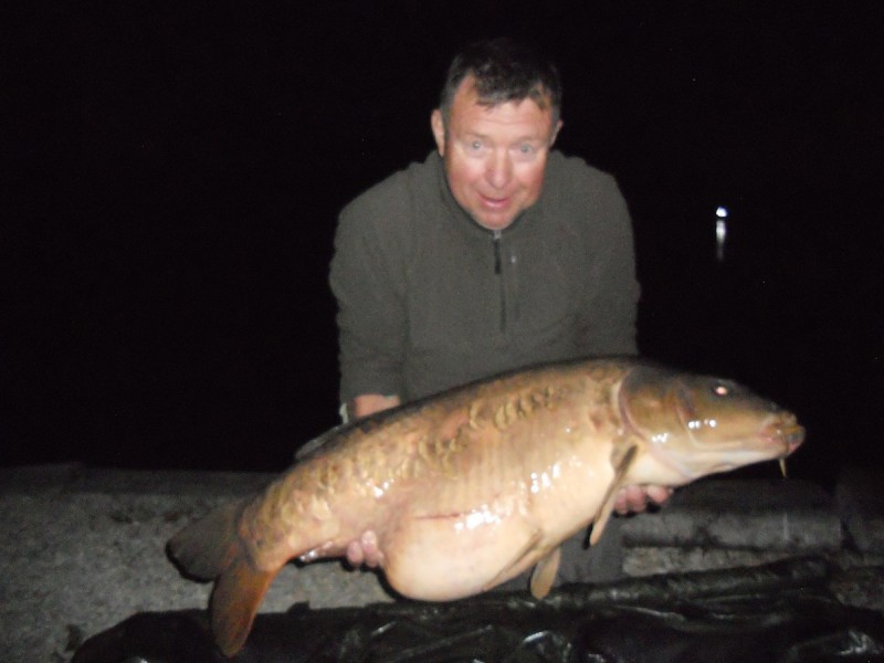 Gary, 52lb, Big Girls, 26.10.15