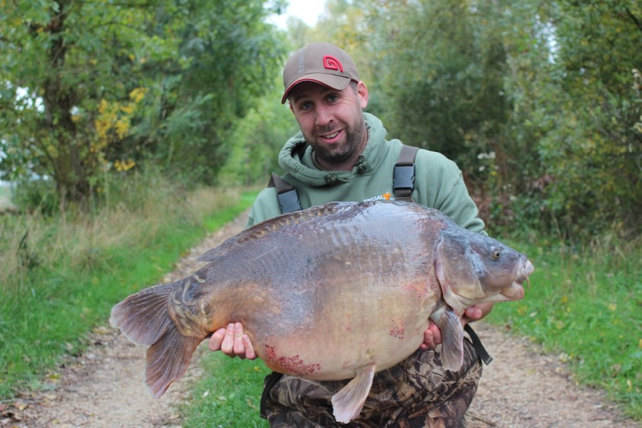 Bottom Lobe  49lbs 6oz oblivion 3.10.15