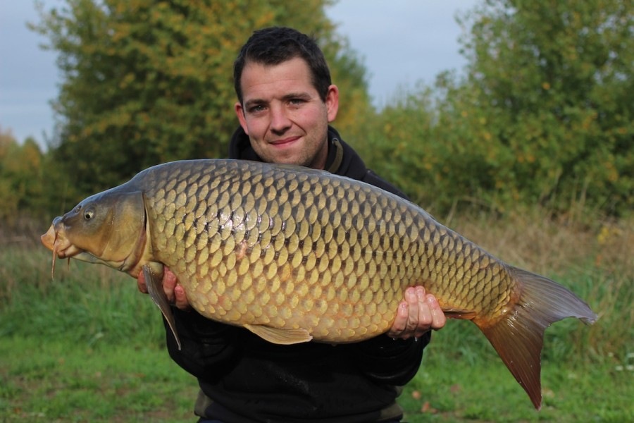 The Rocke 34lb pole position 3.10.15