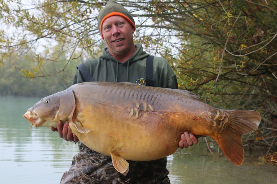 Cluster at 73lb from Big southerly in September 2015