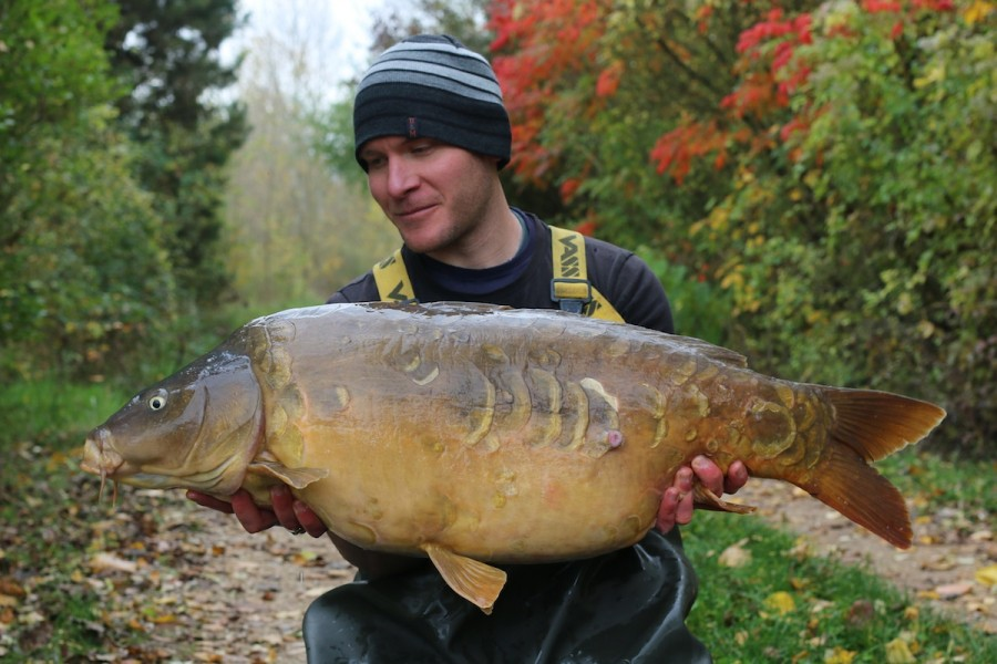 Andy Askew, 32lb 4oz, Beach, 31.10.15