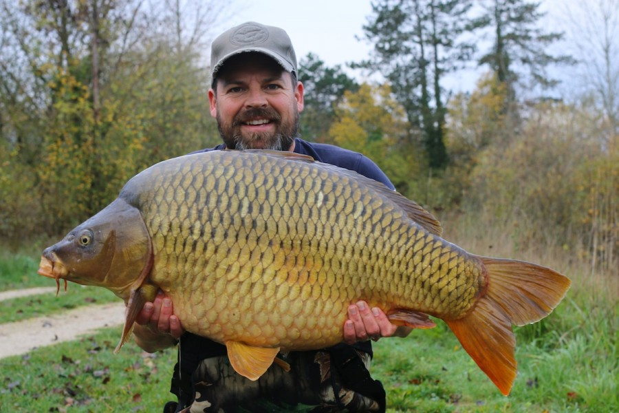 The Up front Common 39.00lb Alcatraz 07.11.15
