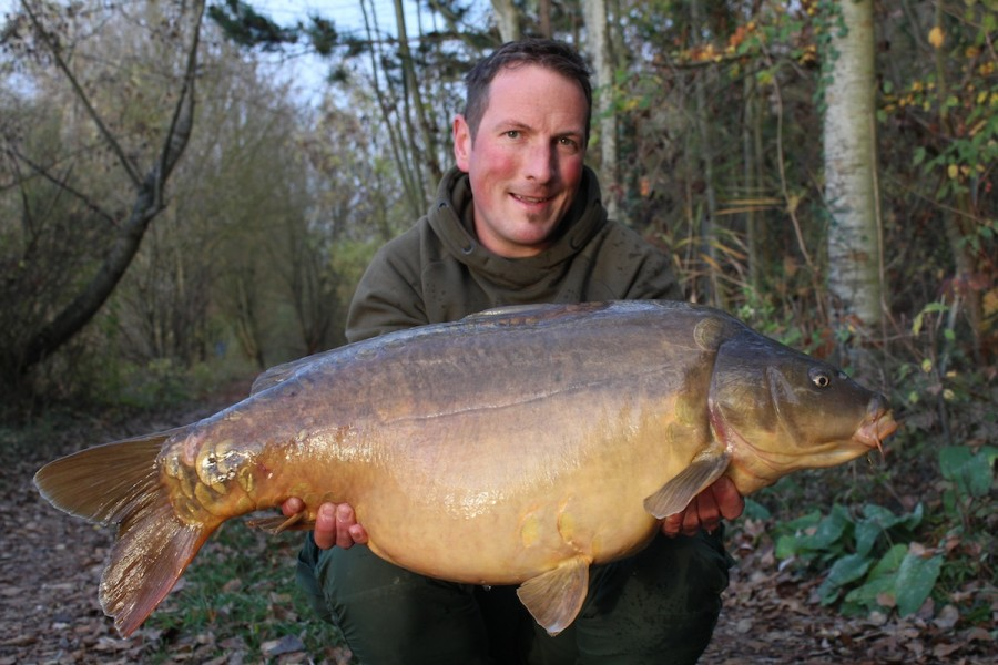 Christopher, 38lb 8oz, Big Southerly, 07.11.15