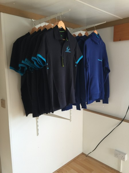 Gigantica clothing range