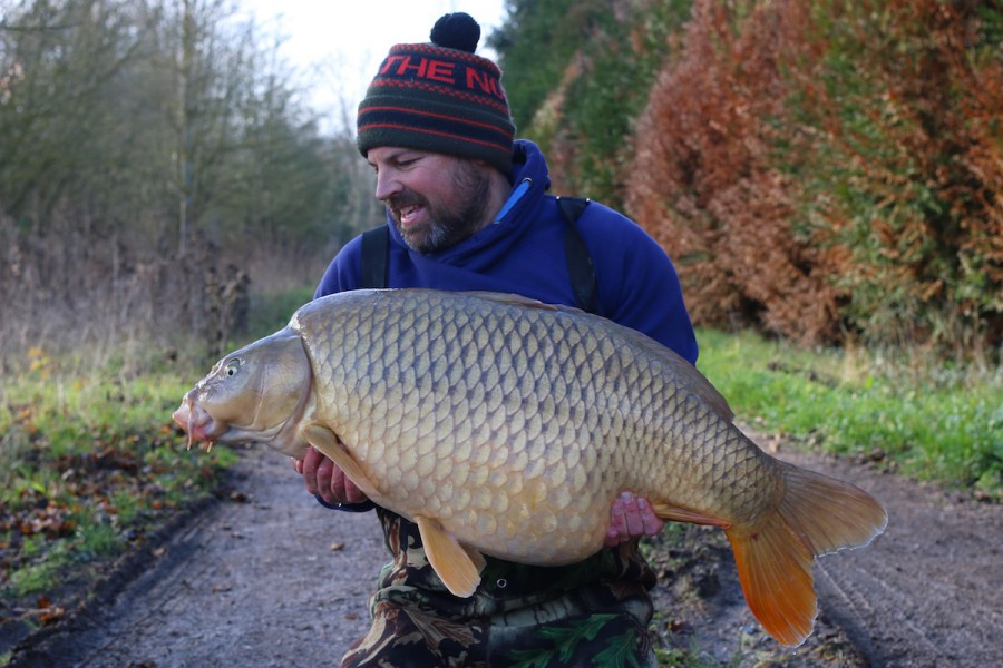 The Heart Tail Common 40lb 16.1.16
