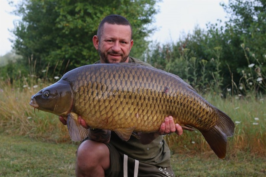 30.00lb Common Pole Position 6.8.16