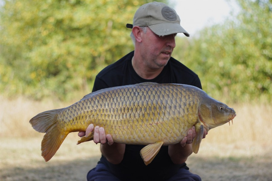 Kevin Watts, 22lb, Pole Position, 10.9.16