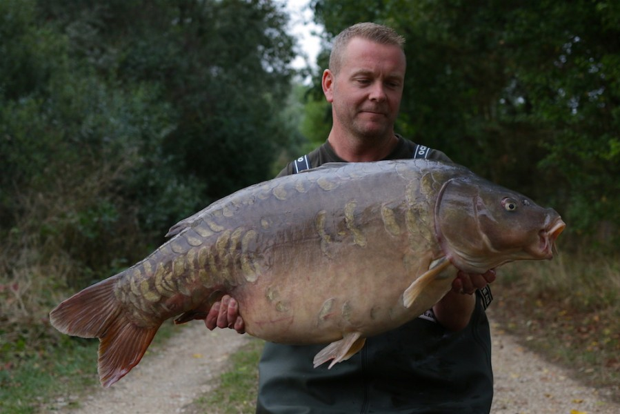 Martin, 43lb 8oz, Big Girls, 17.9.16