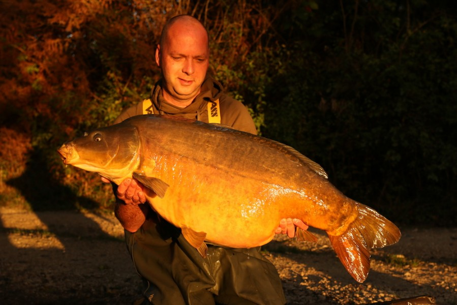 Andre Kip, 54lb, Co's Point, 1.10.16