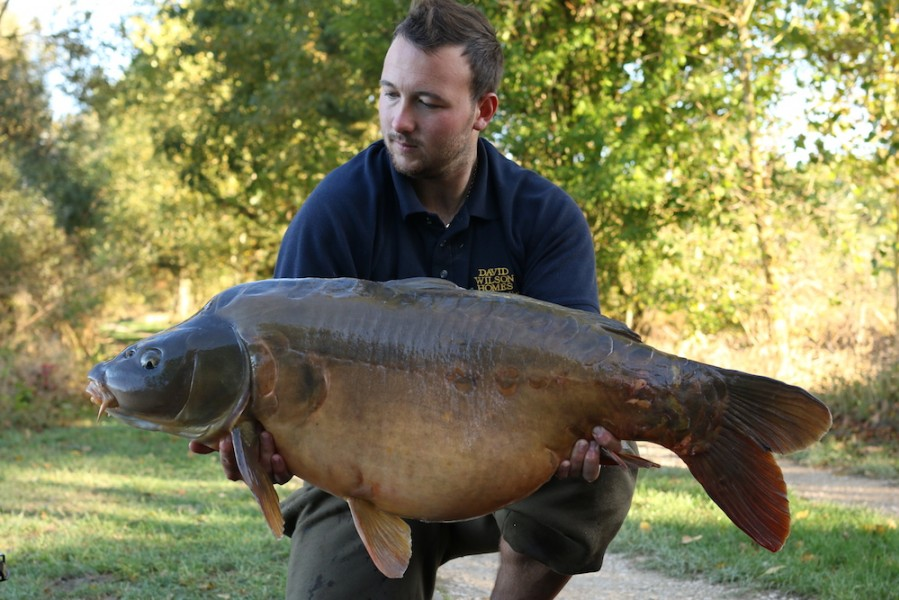 Nick Tasker, 45lb, Big Girls, 1.10.16