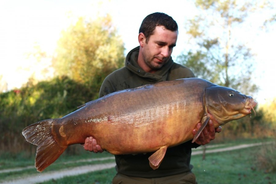 Rasto, 52lb, Stock Pond, 15.10.16