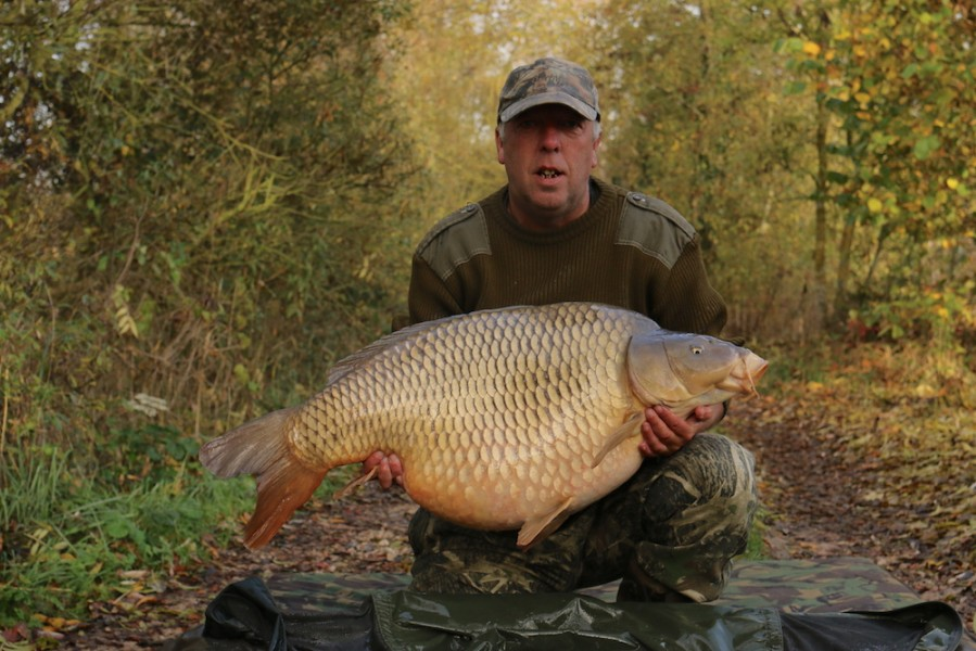 Rick Willmott, 48lb, The Alamo, 29.10.16