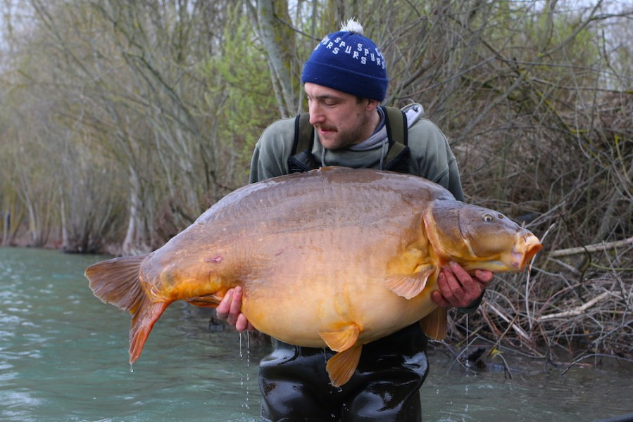 James Hayden, 84lb, The Stink, 18.3.17