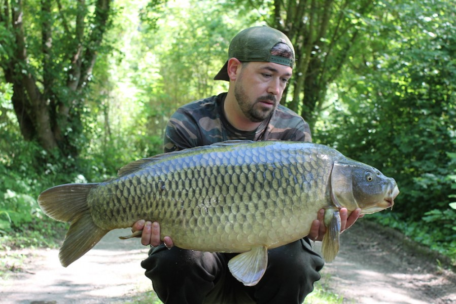 Sean Aldrich, 31lb 4oz, Scottie's Corner, 20.5.17