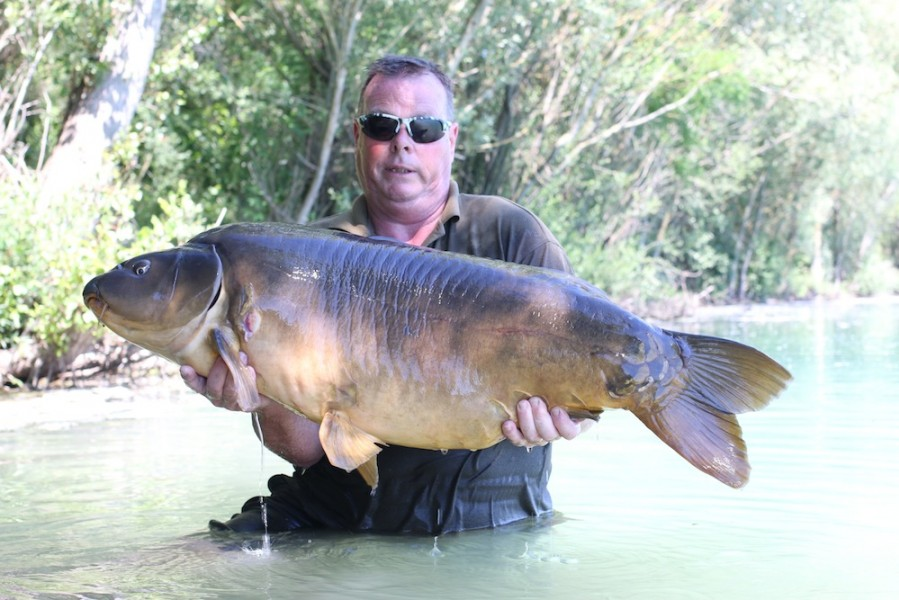 Dave Anderson, 55lb, Big Southerly, 17.06.17