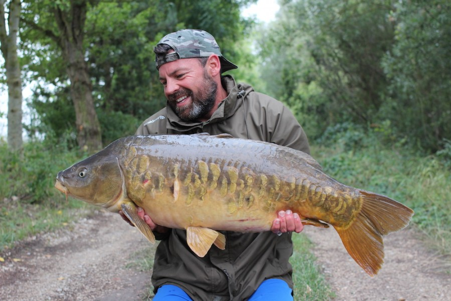 Buzz with Two Faces at 31lb from Oblivion 22.7.17