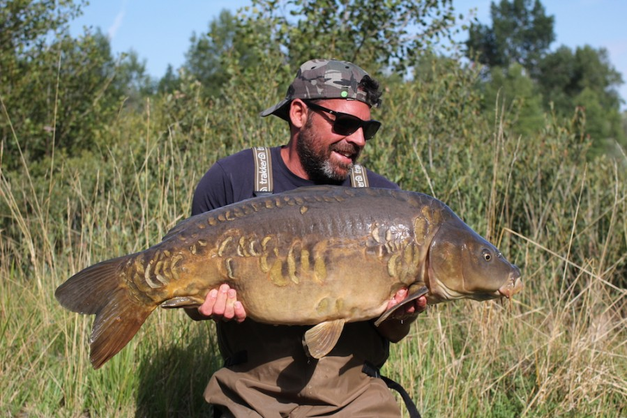 Buzz with Soft Focus at 32lb from Oblivion 22.7.17