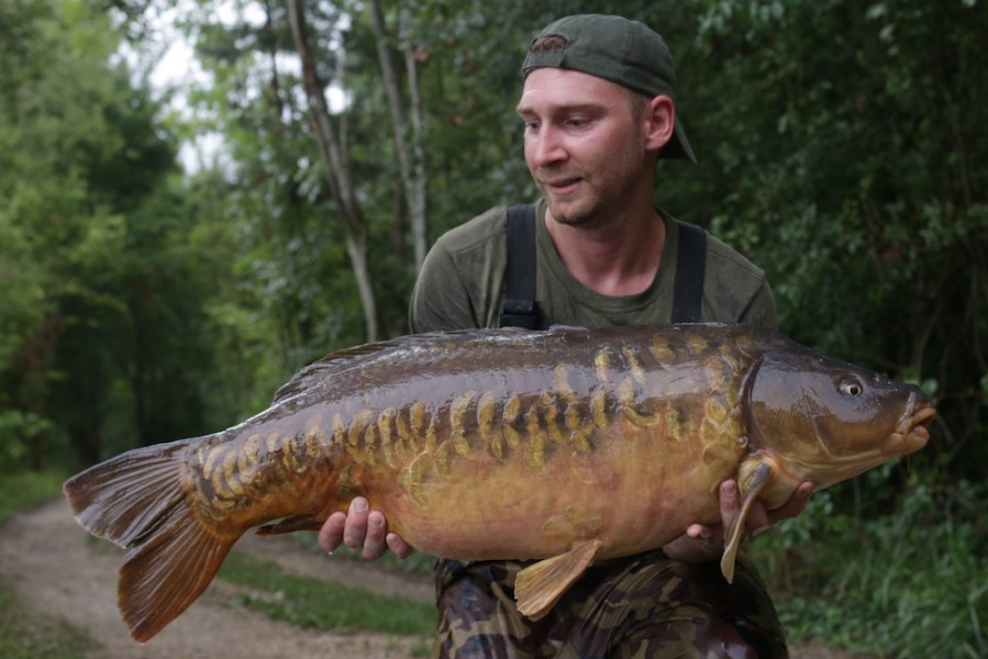 Tejay Mead, 32lb, Big Southerly, 19/08/17