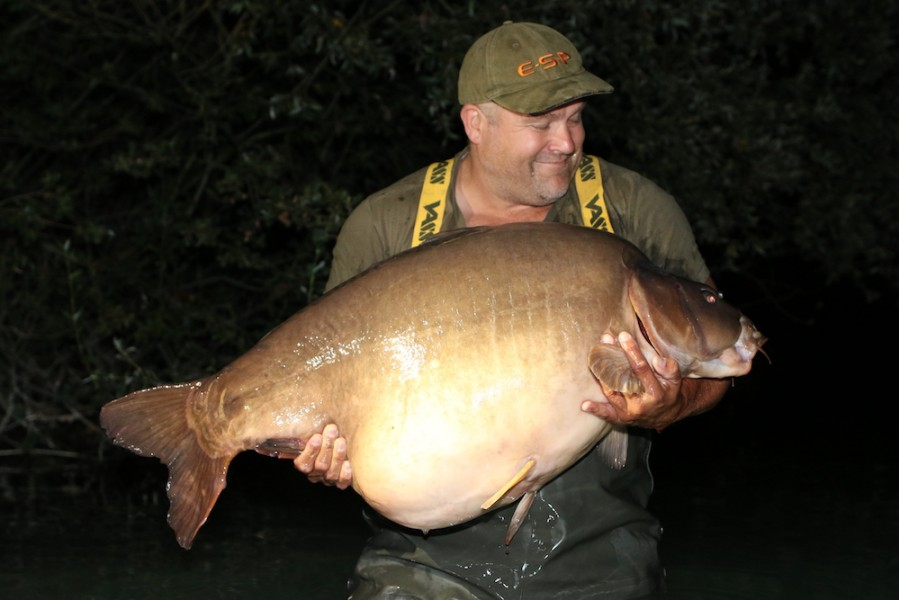 Paul Hankin, 63lb 12oz, Co's Point 23.09.17