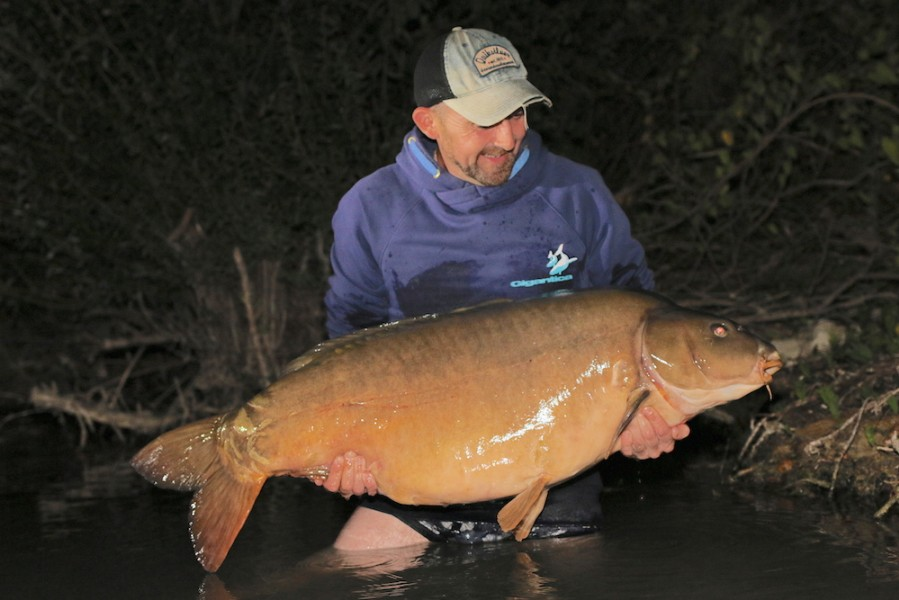 Chris Clarke, 63lb 12oz, The Stink, 2.9.17