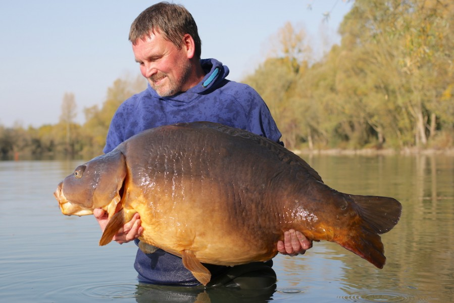 Andy Savage, 69lb 8oz, The Stink, 14.10.17