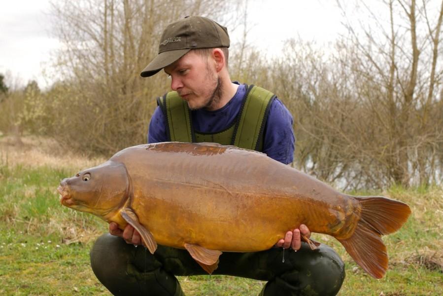 James the Bailiff, 34lb, Pole Position, 01.04.18