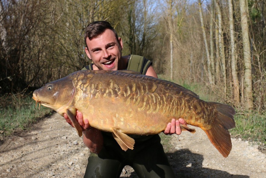 Wayne Hills, 35lb 12oz, Big Southerly, 01.04.18