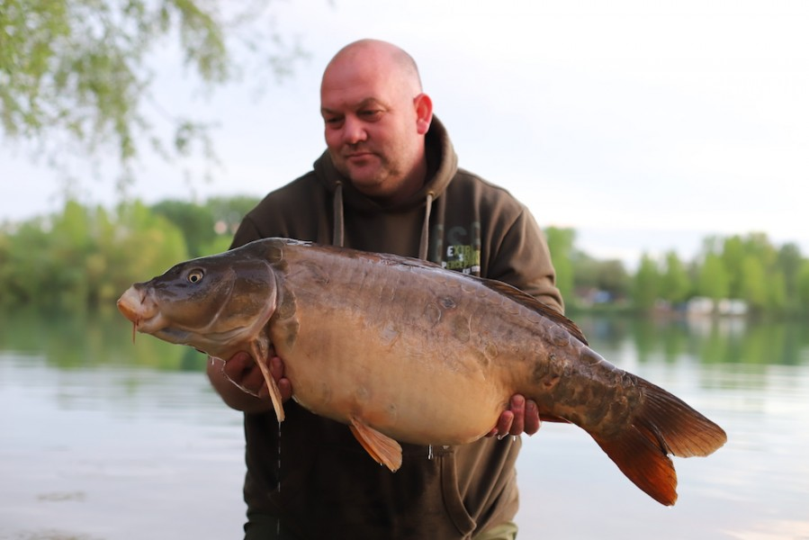 Phillip Chapman, 34lb, The Alamo, 28.4.18