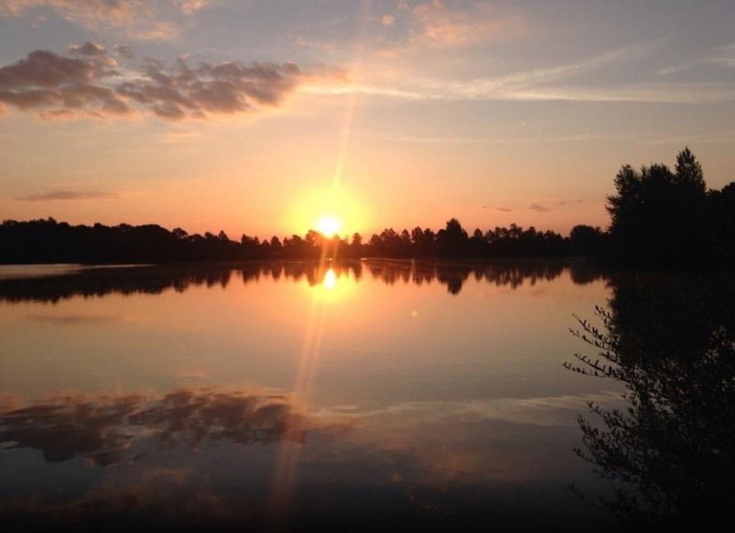 Another beautiful evening at Gigantica