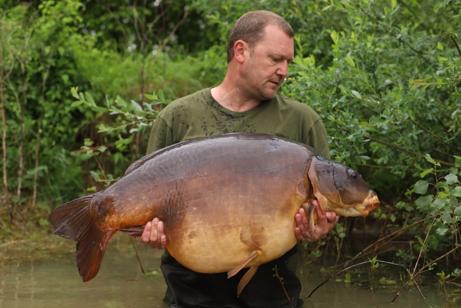 "Mathew ""Chip"" Wood, 66lb 8oz, Pole Position, 5.5.18"