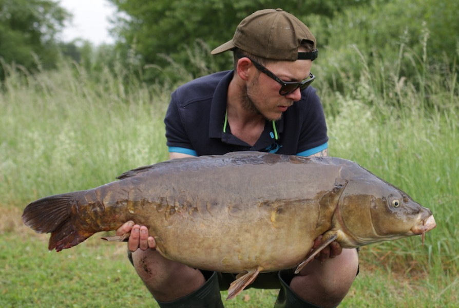 James Jones, 34lb 12oz, Pole Position, 19.05.18