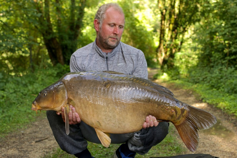 Matt Finch, 41lb 12oz, Scottie's Corner, 9.6.18