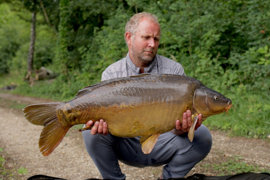 Matt Finch, 35lb 8oz, Scottie's Corner, 9.6.18