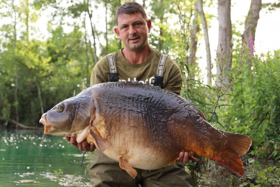 Lee Smith, 66lb, Scottie's Corner, 23.6.18