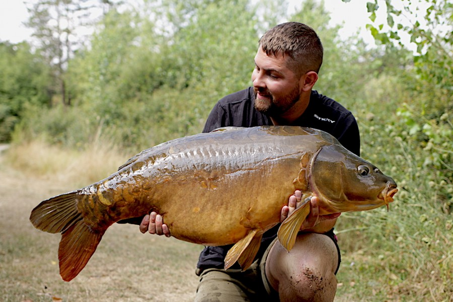 Sam Jones, 41lb 12oz, Alcatraz, 4.8.18